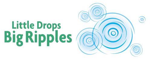 Little Drops Big Ripples