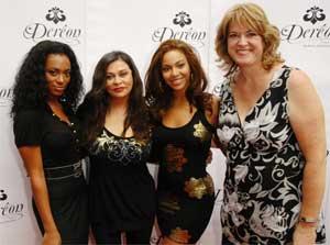 Beyoncé and the Canadian Launch of Deréon