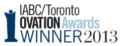 Ovation Award Winner